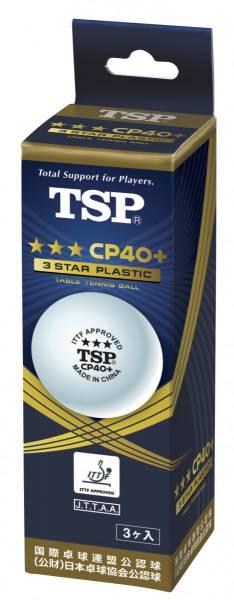 """TSP """"CP40+*** Wettkampfball"""""""