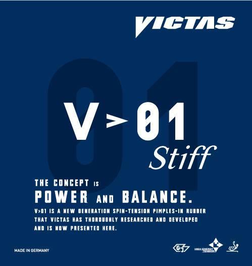 """Victas """"V > 01 Stiff"""""""