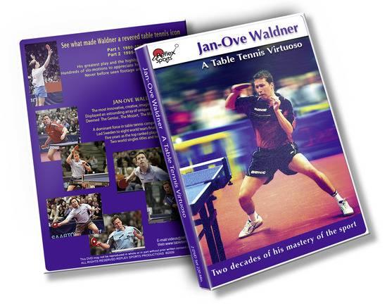 "DVD's ""Jan-Ove Waldner"""