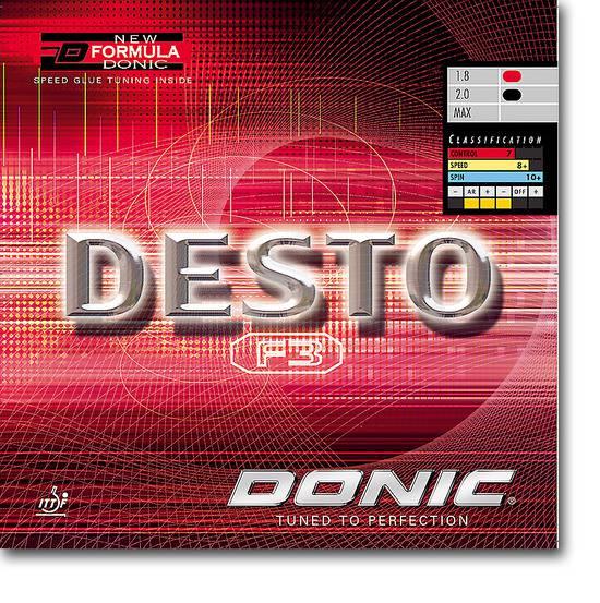 """DONIC """"Desto F3"""""""