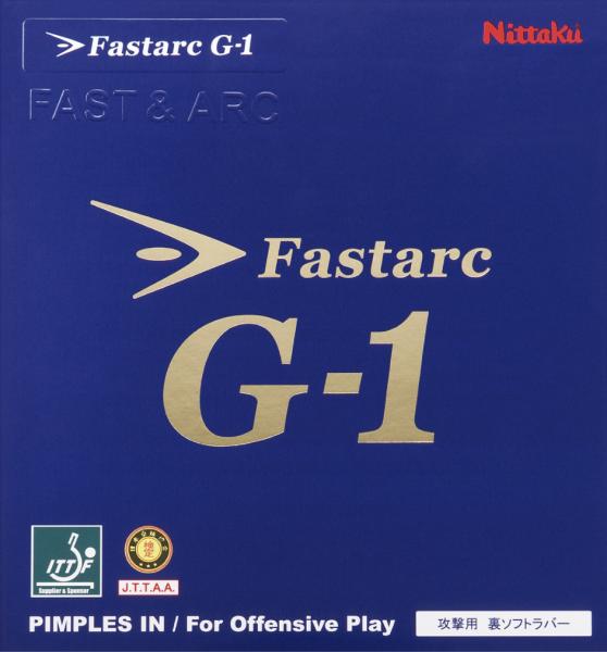 "Nittaku ""Fastarc G1"""