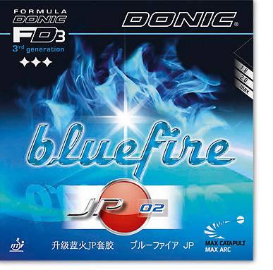 "DONIC ""Bluefire JP02"""