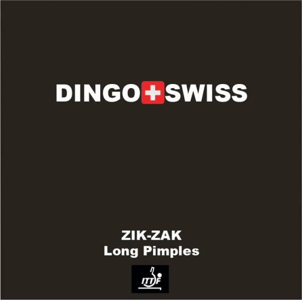 """Dingo """"Zik Zak Lange Noppen"""""""