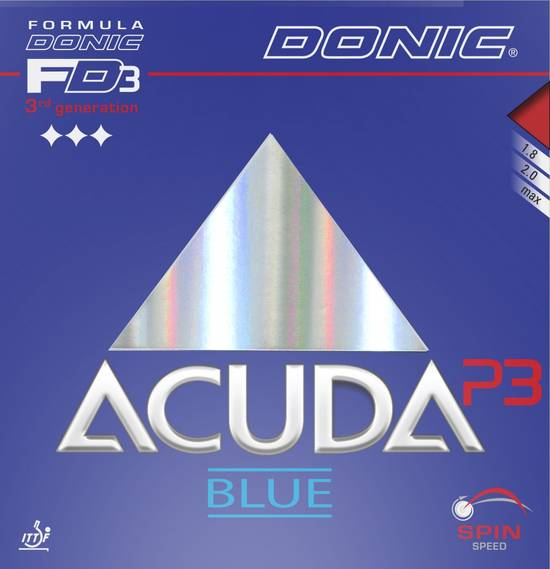 """DONIC """"Acuda Blue P3"""""""