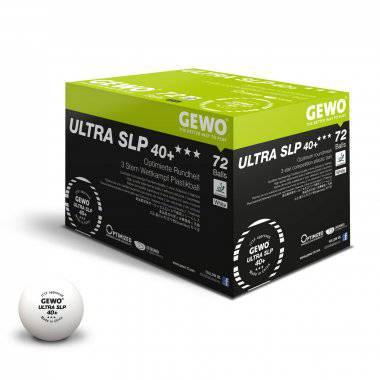 """Gewo Ball """"Ultra SLP 40+***"""