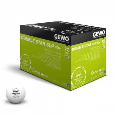 Gewo Ball Double Star SLP 40+ 72er