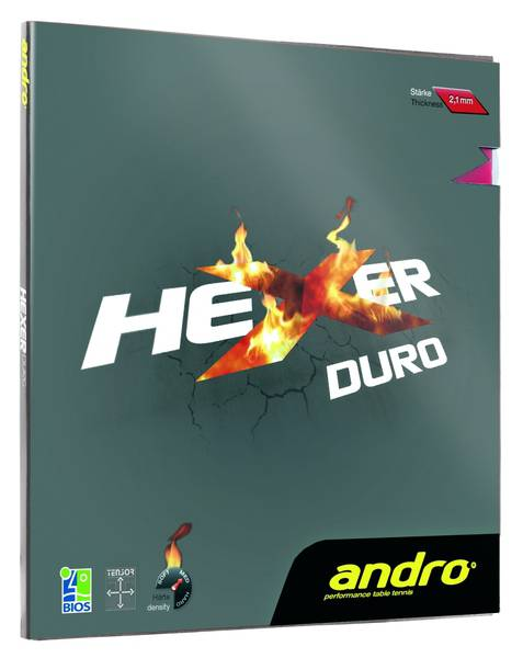 "Andro ""Hexer Duro"""