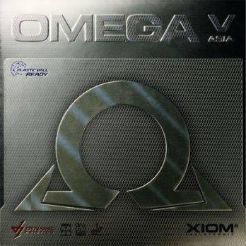 """XIOM """"Omega V Asia"""""""