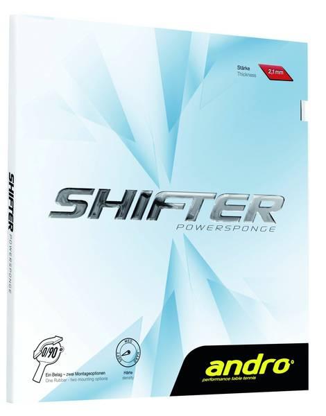 "Andro ""Shifter Powersponge"""