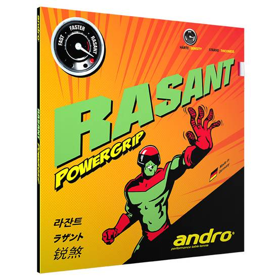 "Andro ""Rasant Powergrip"""