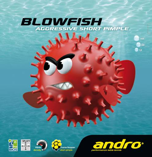 """Andro """"Blowfish"""""""