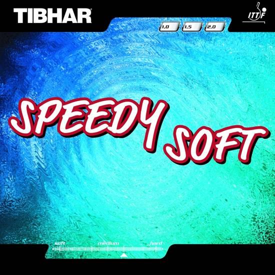 """Tibhar """"Speedy Soft"""""""