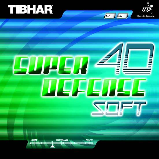 "Tibhar ""Super Defense 40 Soft"""