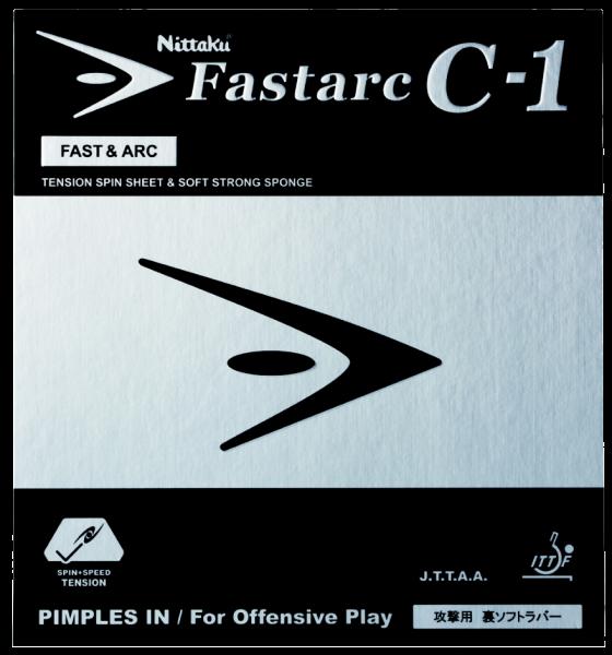 "Nittaku ""Fastarc C1"""