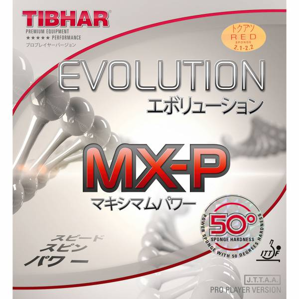 Tibhar Evolution MX-P 50